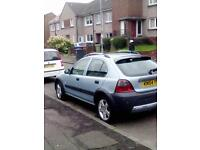 mg rover streetwise