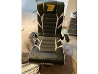 BraZen Panther Elite 2.1 Surround sound Gaming Chair