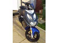 Yamaha Aerox 2014