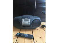 Sony CFD 370 Portable Stereo