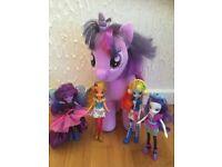 My Little Pony Equestria Dolls & Twilight Sparkle