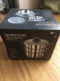 Horwood steamer