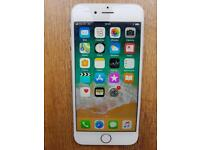 Apple iPhone 6 64GB Silver O2 - with charger
