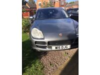 Stunning Porsche Cayenne V8 4.5 Auto Would consider a swap for a Nice Range or Disco 05/06 reg