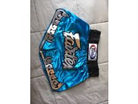 NEW Fairtex Muay Thai shorts SIZE L
