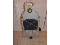 WASTE HOG WASTE WATER CONTAINER FOR CARAVAN / MOTORHOME by PYRAMID