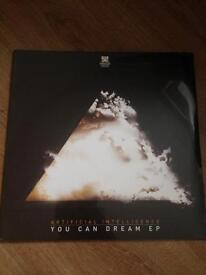 Brand new 'unused' dnb vinyl