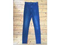 Topshop Joni Jeans W28 L34