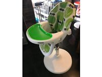 Casatto baby's high chairs