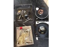 Turntable spares