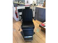 Test room patients reclining chair. Offer