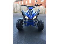 125cc childs Quad bike 4 stroke petrol