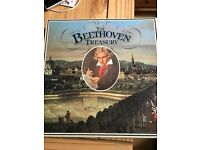 Beethoven Treasury 10 Vinyl LPs