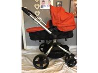 Mothercare spin pram pushchair