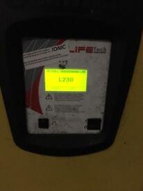 Forklift charger full working order