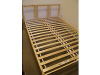 9 MONTHS OLD DOUBLE BED FRAME Perfect Condition