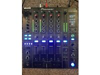 Pioneer djm 800 SERVICED & TUNED pro dj mixer