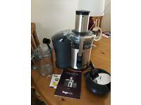 Heston Blumenthal Sage Nutri Juicer Plus Model BJE520UK