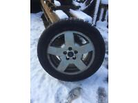 Land Rover discovery 3 alloys wheels x5