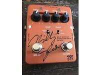 EBS Billy Sheehan Signature Drive Deluxe Pedal