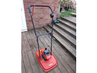 Flymo L400 petrol hover mower