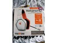 Tritton katana hd headset NEED GONE TODAY