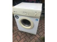 White knight 83aw sensor tumble dryer (vented)