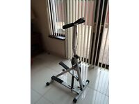Exercise speed bike and stepper for sale