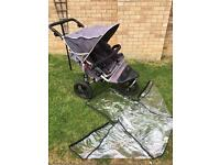 Out n About Nipper 360 Double Buggy v2