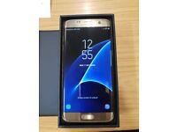 Samsung Galaxy S7 edge immaculate unlocked