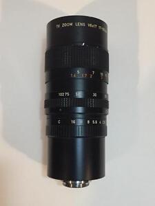 Canon TV Zoom V6x17 17-102mm C-Mount F/2
