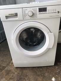 SIEMENS : 8KG Washing machine