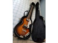 Höfner HCT-500/1-SB Contemporary Series Bass Guitar