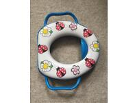 Potty Training Toilet seat just like New