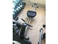 V Fit Rowing Machine