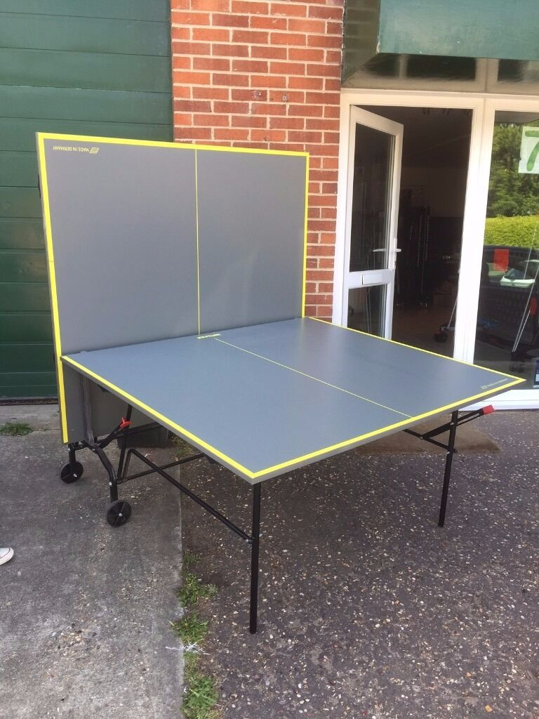 Kettler axos 1 outdoor table tennis minor scuffs see image collection only in dunmow - Gumtree table tennis table ...