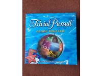 TRIVIAL PURSUIT GLOBE TROTTER EDITION BOARD GAME-COMPLETE