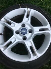 Zetec s 16 wheels fresh