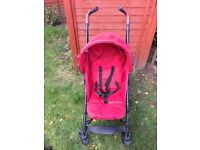 Chicco Liteway Stroller Pushchair