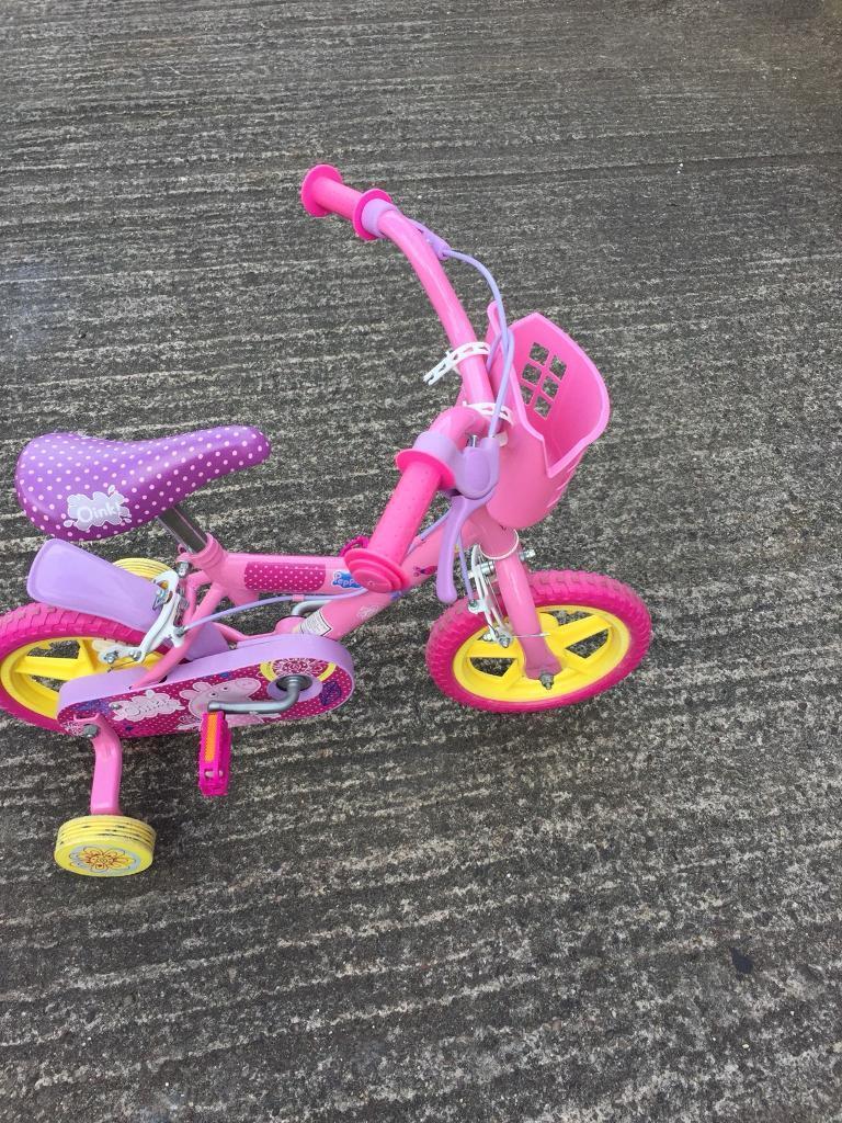 Pepa pig Bike
