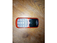 alcatel one touch 217d dual sim mobile phone in good working order