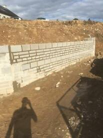 Building and concreting
