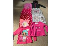40+ items Girl 4-6 year old clothes, dresses bundle