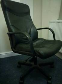 Bargain!! - luxury used office chair