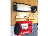 Cricket set - various brands