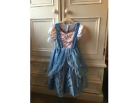 Cinderella dress Reversible