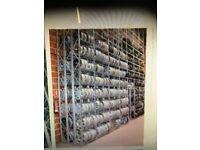 Unirack Strong Lightweight Flexible Garage, Warehouse, Shed Racking, Storage Solutions 3m H x .4mDx