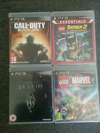 Top ps3 games sealed