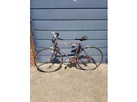Gents vintage bicycle