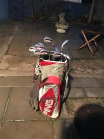 Golf Clubs Irons MD